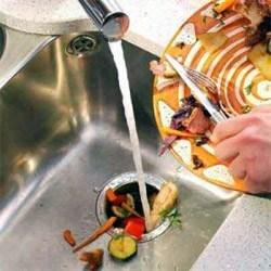 Установка утилизатор пищевых отходов. Минусинские сантехники.