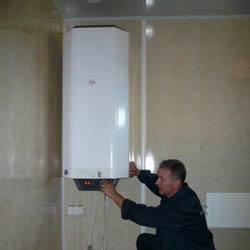 Установка водонагревателя в Минусинске. Монтаж и замена бойлера г.Минусинск.